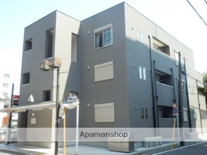 東京都江戸川区、小岩駅徒歩7分の新築 3階建の賃貸アパート