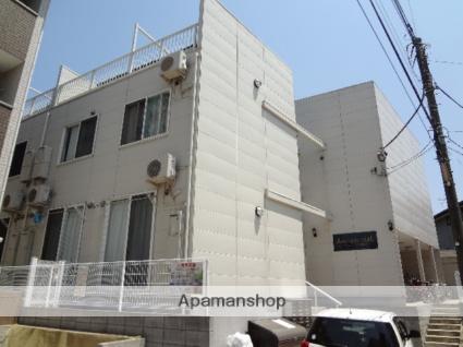 千葉県船橋市、前原駅徒歩16分の築8年 2階建の賃貸アパート