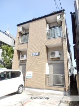 千葉県市川市、行徳駅徒歩9分の築6年 2階建の賃貸アパート