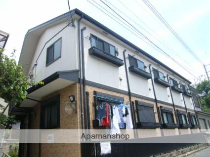東京都江戸川区、新小岩駅徒歩25分の築12年 2階建の賃貸アパート