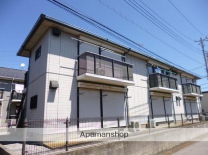 千葉県習志野市、幕張本郷駅徒歩8分の築15年 2階建の賃貸アパート