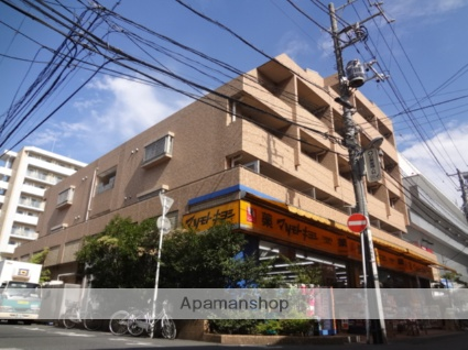 千葉県市川市、行徳駅徒歩3分の築14年 6階建の賃貸マンション