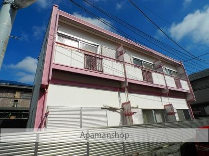 千葉県松戸市、新八柱駅徒歩15分の築30年 2階建の賃貸アパート