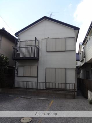 千葉県習志野市、津田沼駅徒歩23分の築14年 2階建の賃貸アパート