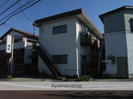 千葉県船橋市、薬園台駅徒歩17分の築31年 2階建の賃貸アパート