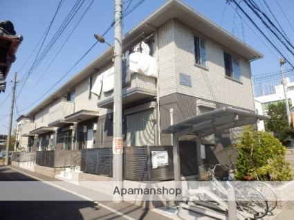 千葉県市川市、行徳駅徒歩20分の築6年 2階建の賃貸アパート