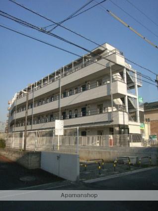 千葉県習志野市、津田沼駅徒歩12分の築6年 4階建の賃貸マンション