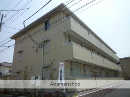千葉県浦安市、新浦安駅徒歩26分の築5年 3階建の賃貸アパート
