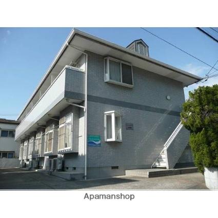 千葉県市川市、南行徳駅徒歩28分の築22年 2階建の賃貸アパート