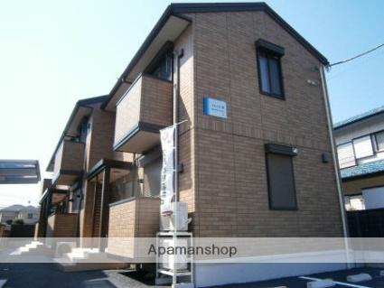 千葉県習志野市、幕張本郷駅徒歩21分の築6年 2階建の賃貸アパート