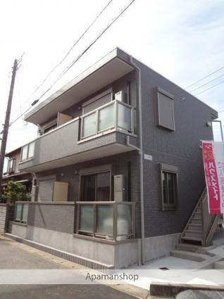 千葉県習志野市、新習志野駅徒歩26分の築4年 2階建の賃貸マンション