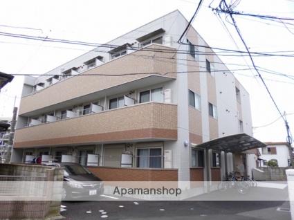 千葉県船橋市、津田沼駅徒歩8分の築3年 3階建の賃貸マンション