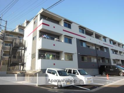 千葉県船橋市、薬園台駅徒歩10分の築4年 3階建の賃貸アパート