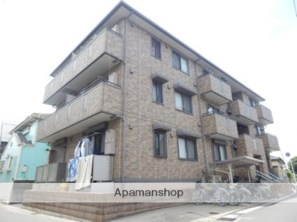 千葉県市川市、浦安駅徒歩24分の築10年 3階建の賃貸アパート