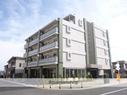 千葉県習志野市、津田沼駅徒歩10分の築3年 5階建の賃貸マンション