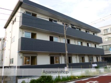 千葉県船橋市、津田沼駅徒歩12分の築2年 3階建の賃貸マンション