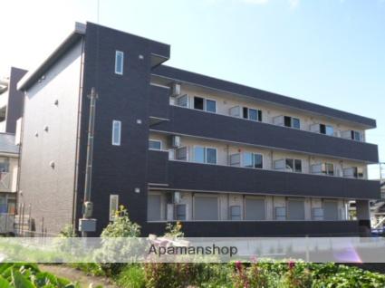 千葉県船橋市、津田沼駅徒歩7分の築2年 3階建の賃貸マンション