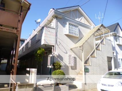 千葉県市川市、行徳駅徒歩12分の築32年 2階建の賃貸アパート