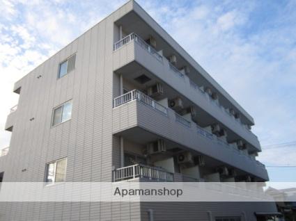 千葉県市川市、南行徳駅徒歩26分の築25年 4階建の賃貸マンション