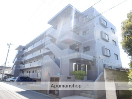 千葉県市川市、南行徳駅徒歩15分の築22年 4階建の賃貸マンション