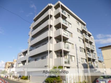 千葉県市川市、行徳駅徒歩14分の築26年 6階建の賃貸マンション
