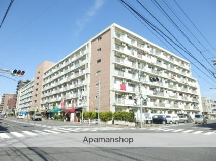 千葉県市川市、南行徳駅徒歩22分の築43年 7階建の賃貸マンション