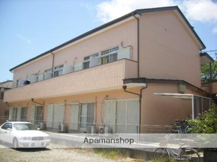 千葉県習志野市、津田沼駅徒歩19分の築22年 2階建の賃貸アパート