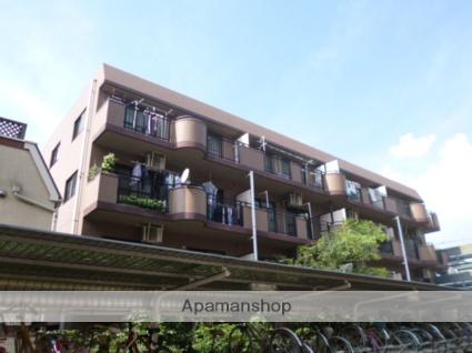 千葉県船橋市、薬園台駅徒歩16分の築21年 4階建の賃貸マンション