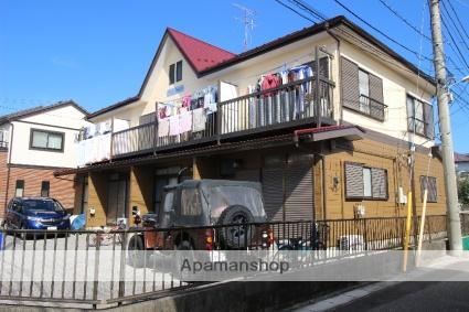 千葉県鎌ケ谷市、初富駅徒歩6分の築28年 2階建の賃貸テラスハウス