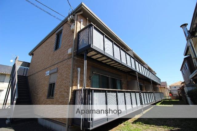 千葉県鎌ケ谷市、初富駅徒歩15分の築13年 2階建の賃貸アパート