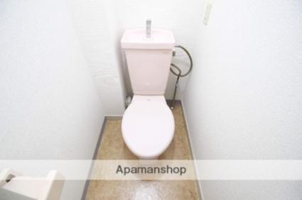 パークハイツ常盤平[2LDK/54.24m2]のトイレ