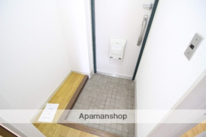 パークハイツ常盤平[2LDK/54.24m2]の玄関