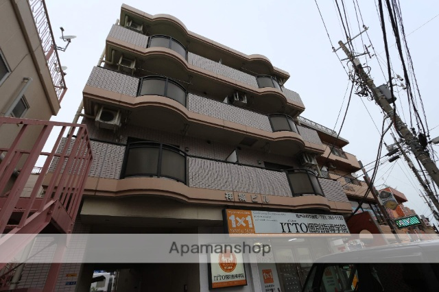 千葉県松戸市、八柱駅徒歩11分の築21年 4階建の賃貸マンション