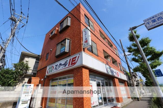 千葉県松戸市、新八柱駅徒歩7分の築31年 3階建の賃貸マンション