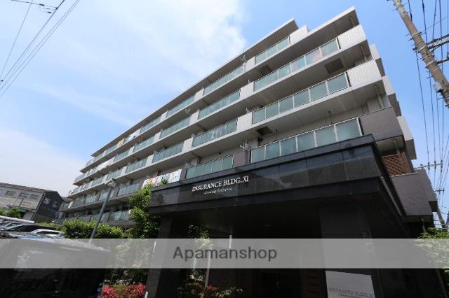 千葉県松戸市、みのり台駅徒歩12分の築11年 6階建の賃貸マンション