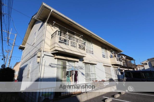 千葉県鎌ケ谷市、新鎌ヶ谷駅徒歩12分の築28年 2階建の賃貸アパート