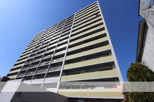 千葉県鎌ケ谷市、くぬぎ山駅徒歩8分の築10年 15階建の賃貸マンション