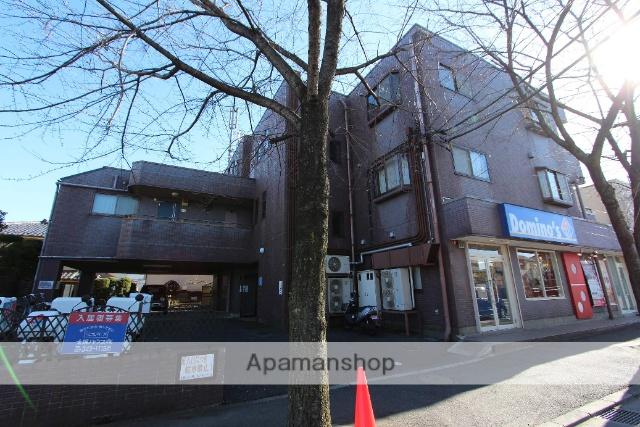 千葉県松戸市、新八柱駅徒歩8分の築20年 3階建の賃貸マンション