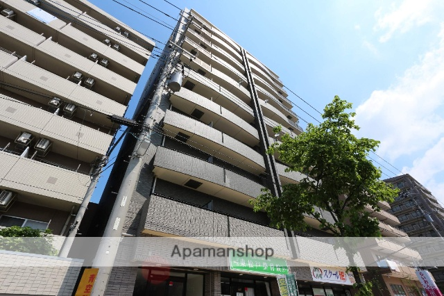 千葉県松戸市、東松戸駅徒歩2分の築15年 11階建の賃貸マンション