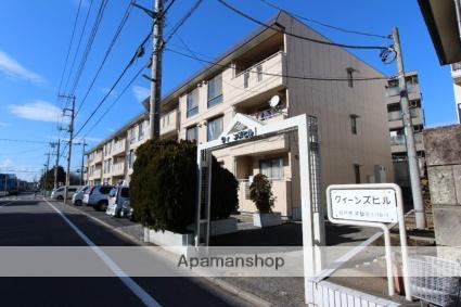 千葉県松戸市、新八柱駅徒歩25分の築29年 3階建の賃貸アパート