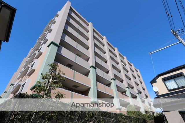 千葉県松戸市、くぬぎ山駅徒歩24分の築12年 8階建の賃貸マンション