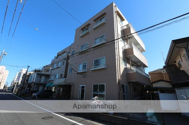 千葉県松戸市、新八柱駅徒歩3分の築27年 4階建の賃貸マンション