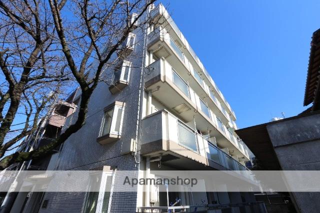 千葉県松戸市、新八柱駅徒歩9分の築30年 5階建の賃貸マンション