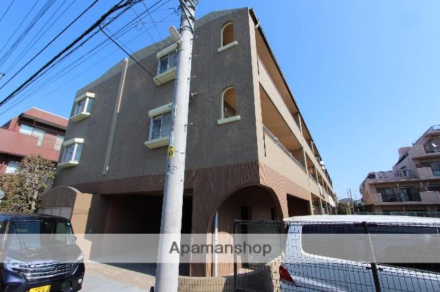 千葉県松戸市、新八柱駅徒歩10分の築16年 3階建の賃貸マンション
