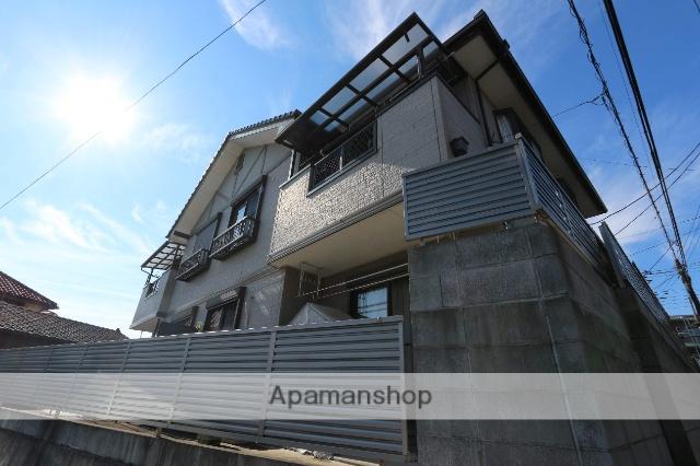 千葉県松戸市、新八柱駅徒歩8分の築14年 2階建の賃貸アパート