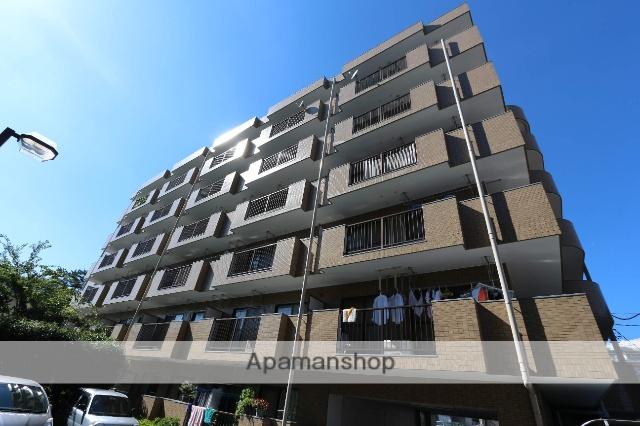 千葉県松戸市、新八柱駅徒歩29分の築22年 6階建の賃貸マンション