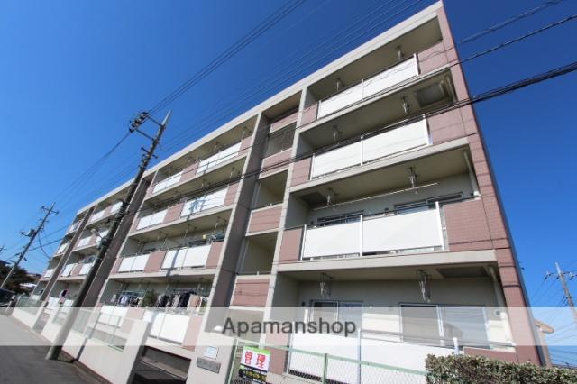 千葉県松戸市、新八柱駅徒歩20分の築30年 4階建の賃貸マンション