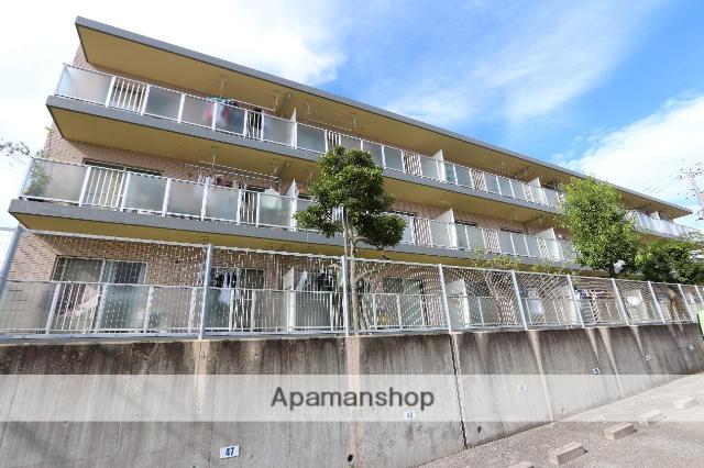 千葉県松戸市、新八柱駅徒歩20分の築21年 3階建の賃貸マンション