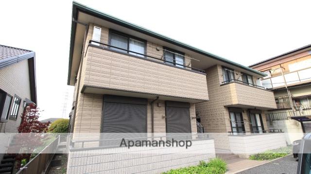 千葉県松戸市、常盤平駅徒歩15分の築13年 2階建の賃貸マンション