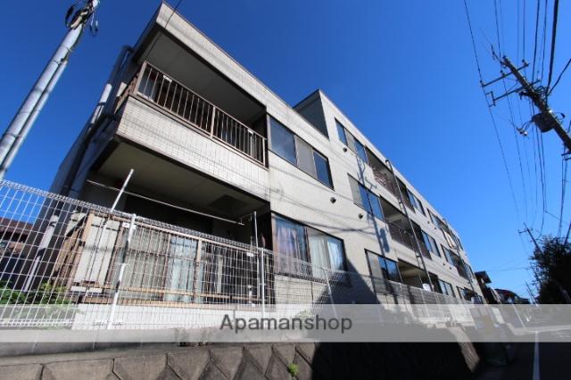 千葉県松戸市、くぬぎ山駅徒歩22分の築23年 3階建の賃貸マンション